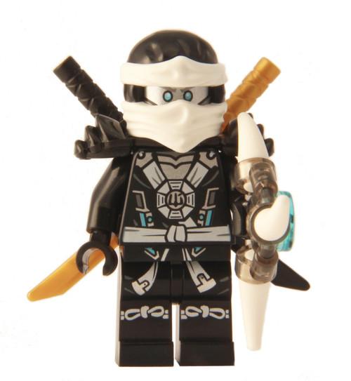 LEGO® Ninjago™ Zane Deepstone Minifigure 2015 with Aeroblade