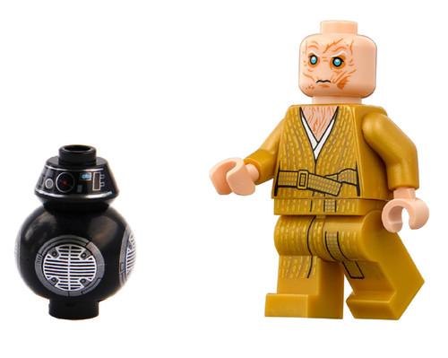 LEGO® Star Wars - Supreme Emperor Snoke and BB-9E