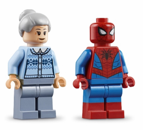 LEGO® Superheroes - Spiderman and Aunt May from 76115