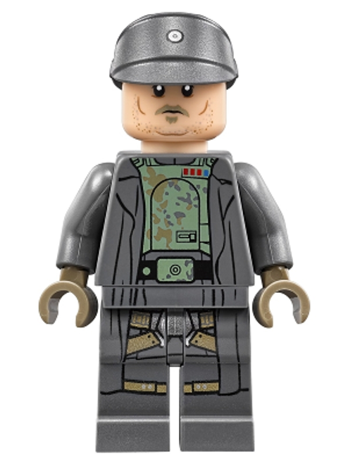 LEGO® Star Wars Tobias Beckett - Imperial Mudtrooper Disguise (Army Captain)