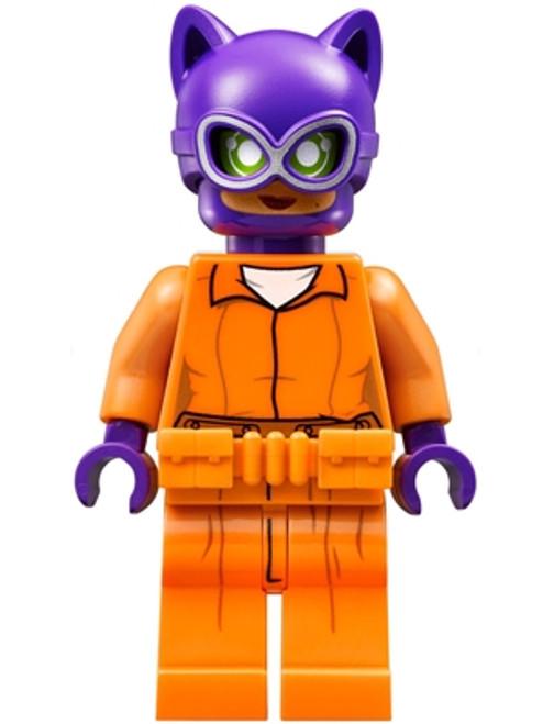 LEGO® DC Superheroes - Catwoman - Arkham Jumpsuit (missing belt)