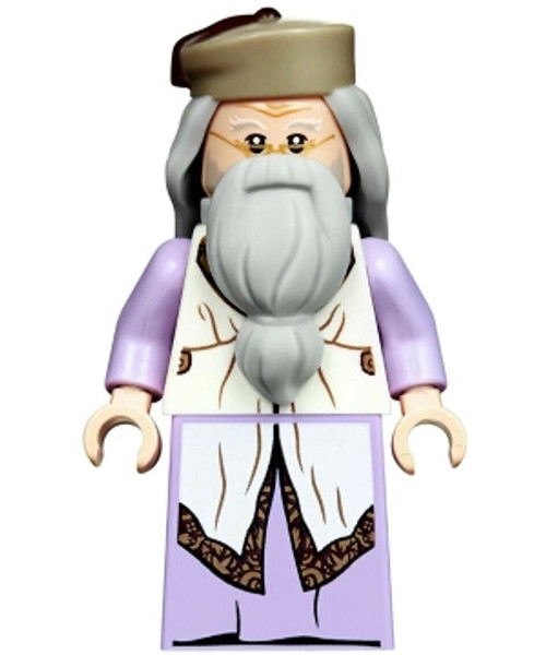 LEGO® Harry Potter:  Dumbledore minifig from 75948