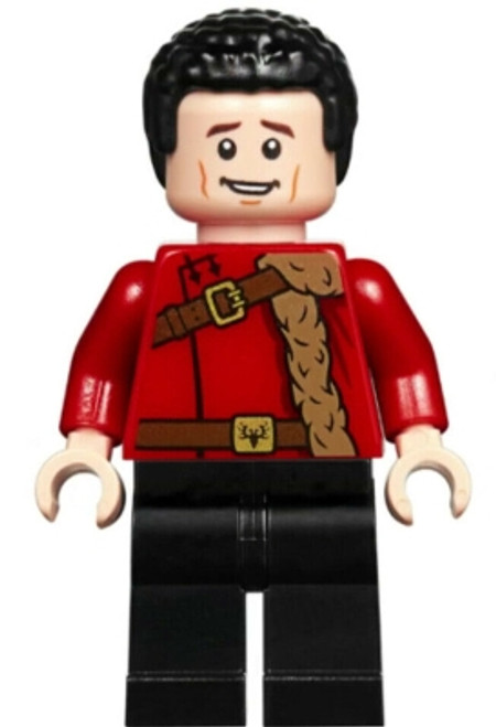 LEGO® Harry Potter:  Victor Krum minifig from 75948