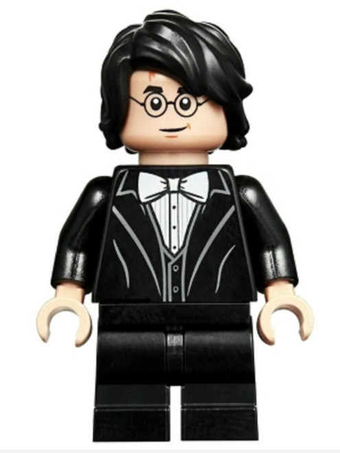 LEGO® Harry Potter minifig from set 75948 (Black Suit)
