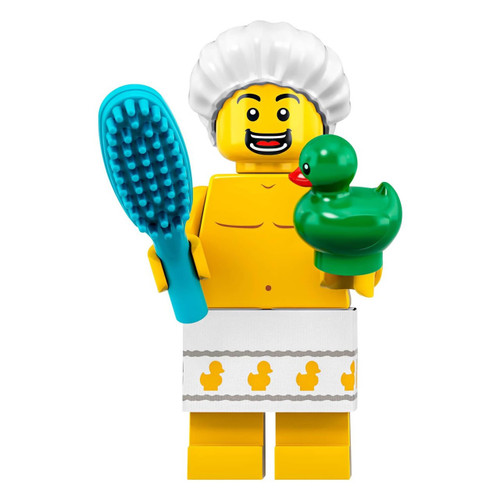LEGO® Minifigures Series 19 -  Shower Guy with Duck  71025