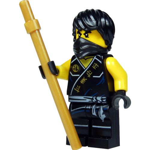LEGO® Ninjago™ Cole Sleeveless Minifigure 2015 (tournament)