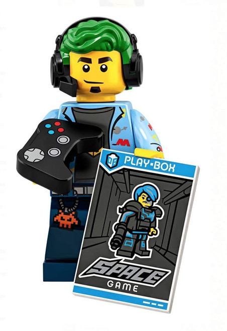LEGO® Minifigures Series 19 - Video Game Competition Champ 71025