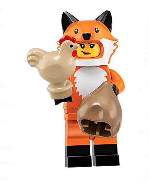 LEGO® Minifigures Series 19 - Fox Suit Guy Mascot  71025