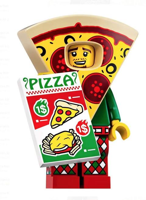 LEGO® Minifigures Series 19 - Pizza Suit Guy 71025