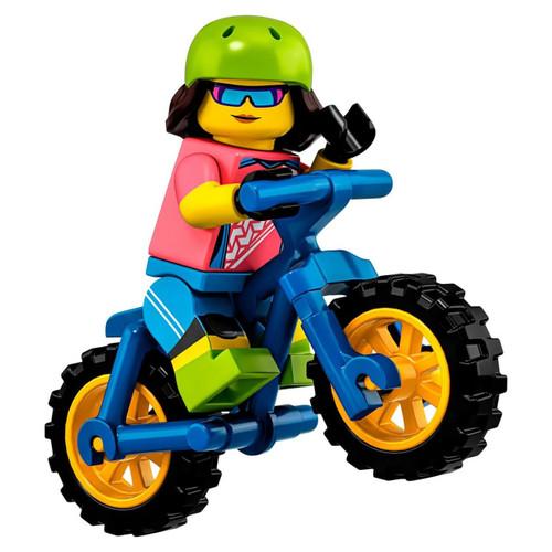 LEGO® Minifigures Series 19 - Mountain Biker  (female) 71025