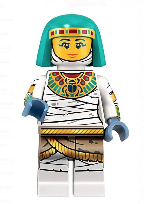 LEGO® Minifigures Series 19 -Egyptian Mummy Queen 71025