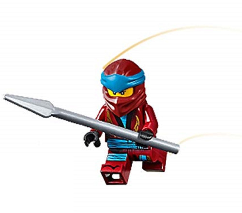 LEGO® Ninjago - Nya Legacy with Spear from 70668
