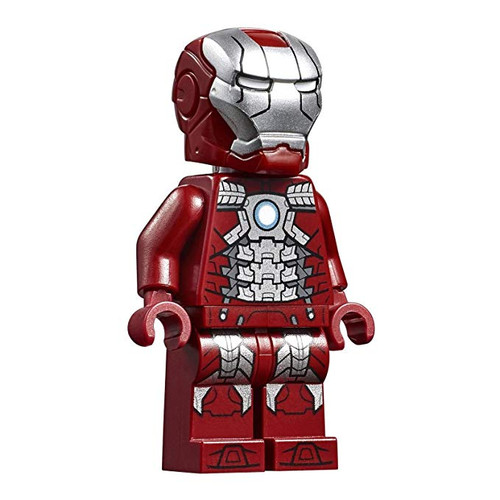 LEGO® Superheroes Iron Man from 76125 - Mark 5 Outfit