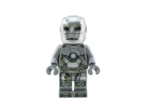 LEGO® Avengers Iron Man Mark 1 Armor Minifigure 76125