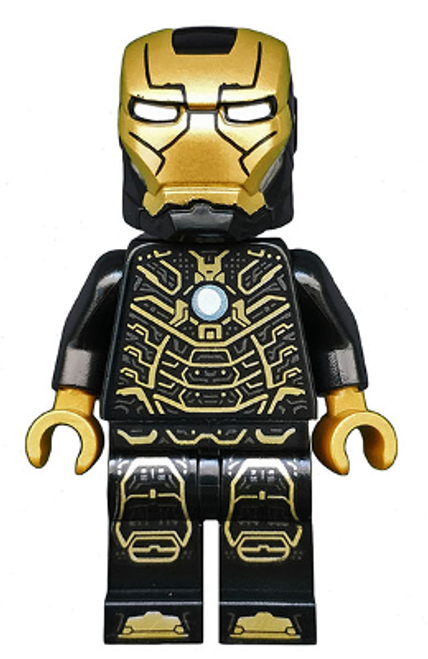LEGO® Superheroes Iron Man from 76125 - Mark 41 Outfit
