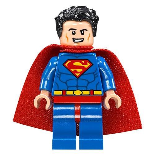 LEGO® Superheroes - DC  Justice League Superman Minifigure