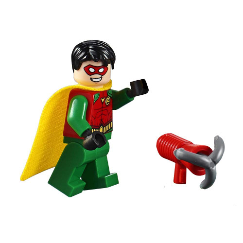 LEGO® DC Super Heroes: Batman II MiniFigure - Robin (with Red Mask and Cape) 10753