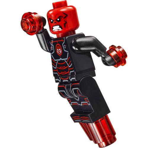 LEGO® Superheroes Marvel Minifigure Hydra Leader Iron Skull