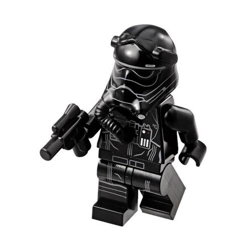 LEGO Star Wars: Episode 8 Minifigure - First Order Tie Pilot Three White Lines (75194)