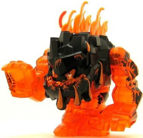LEGO® Power Miner Minifig Rock Monster Large Eruptorr Trans-Orange
