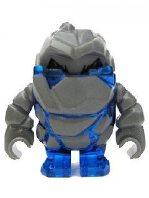 Rock Monster Glaciator (Trans-Blue) - LEGO Power Miners Minifigure (USED)