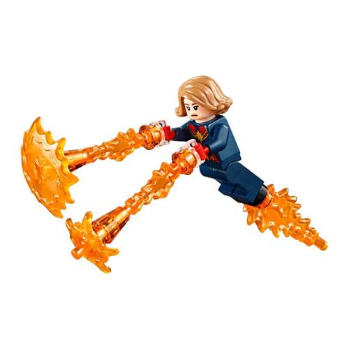 LEGO Marvel Superheroes: Captain Marvel Minifigure