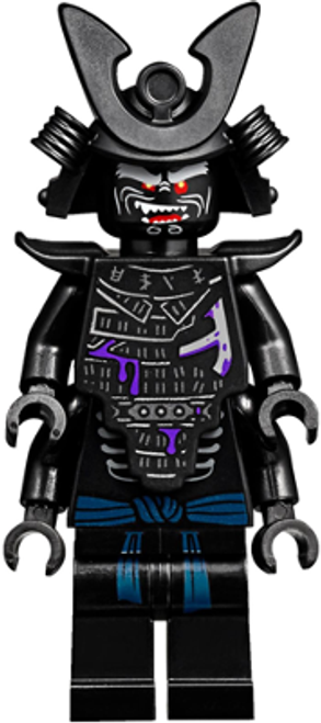 LEGO® Ninjago - Lord Garmadon (resurrected) from 70643