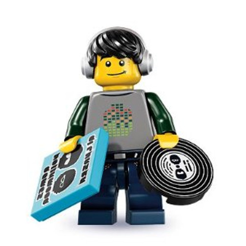 LEGO® Mini-Figures Series 8 - DJ