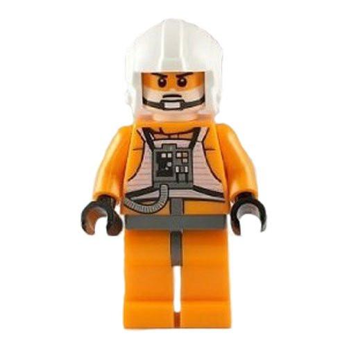 LEGO® Star Wars:  - Pilot ZEV SENESCA (Plain Helmet)
