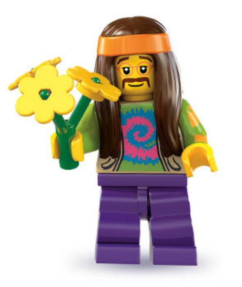 LEGO® Mini-Figures Series 7 - Hippie