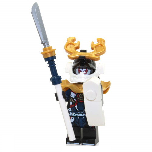 LEGO® Ninjago - Samurai X (P.I.X.A.L.) with Weapons - Limited Edition