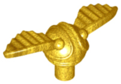 LEGO®  Harry Potter - Golden Quidditch Golden Snitch (for minifigs)