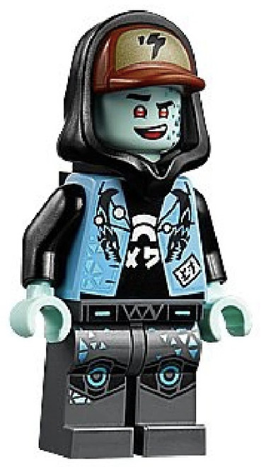 LEGO Ninjago minifig - Scott from 71708