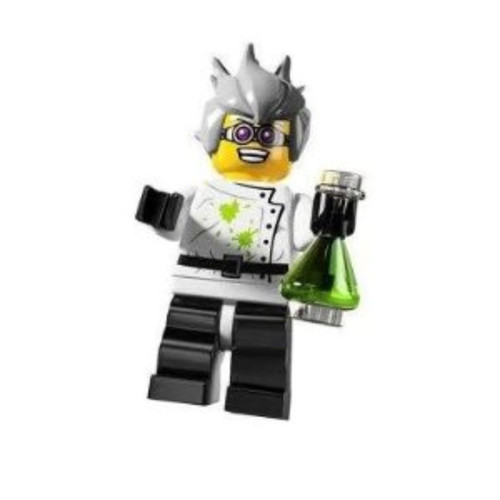 LEGO® Mini-Figures Series 4 - Mad Scientist