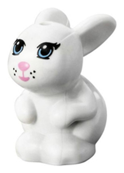 LEGO® Animals - White Bunny Rabbit from 41110