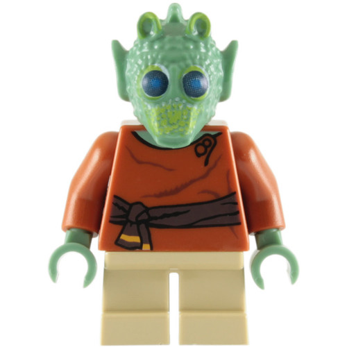 LEGO Star Wars MiniFigure - Wald