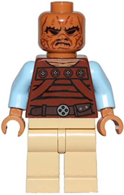 LEGO Star Wars MiniFigure - Weequay Skiff Guard