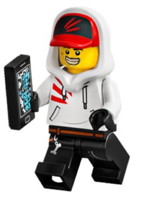 LEGO® Hidden Side - Jack Davids from 70420