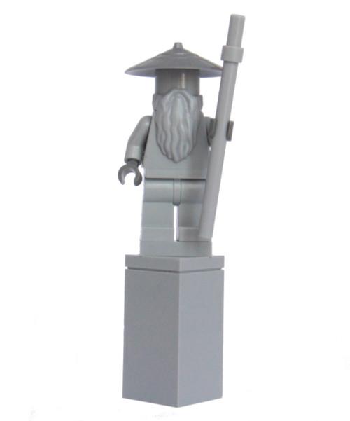 LEGO® Ninjago: Sensei Yang Statue - from 70751 Airjitzu Temple