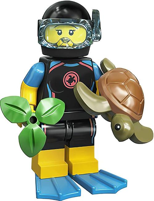 LEGO® Minifigures Series 20 - Sea Rescuer  - 71027