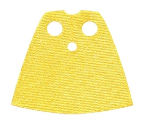 LEGO Batman Shiny Yellow Robin Short Cape - Starched Fabric
