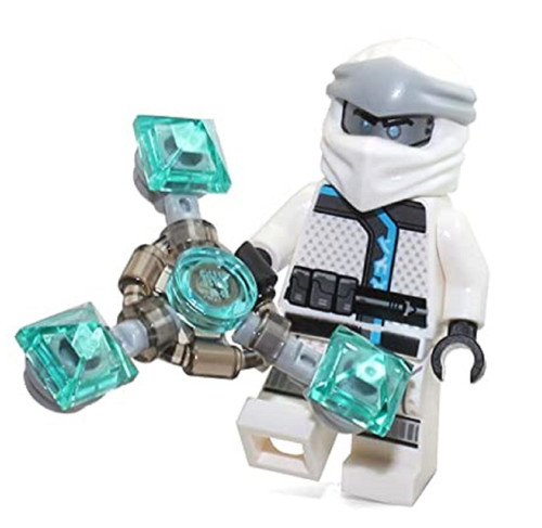 LEGO® Ninjago™ Legacy Zane - with Ice Star