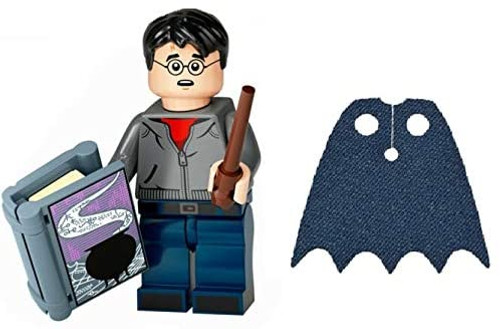 LEGO Harry Potter Series 2 Harry Potter Advanced Potion Making Book and Extra Blue Spongy Cape