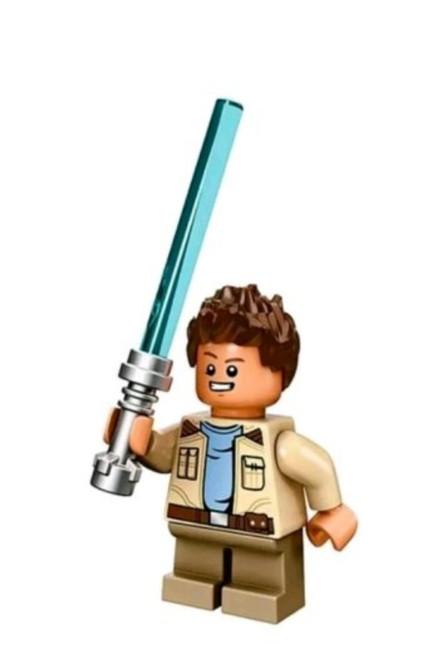 LEGO Star Wars: Rowan with Lightsaber