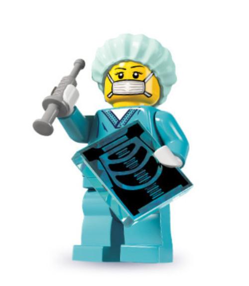 LEGO® Mini-Figures Series 6 - Surgeon