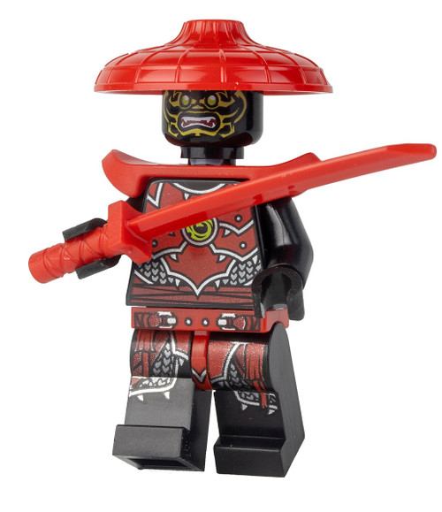 LEGO Ninjago: Stone Warrior with Red Blade