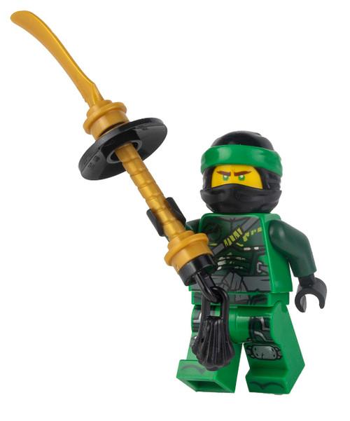 LEGO Ninjago: Lloyd Hunted with Gold Sword