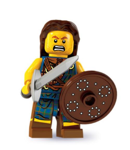 LEGO® Mini-Figures Series 6 - Highland Battler