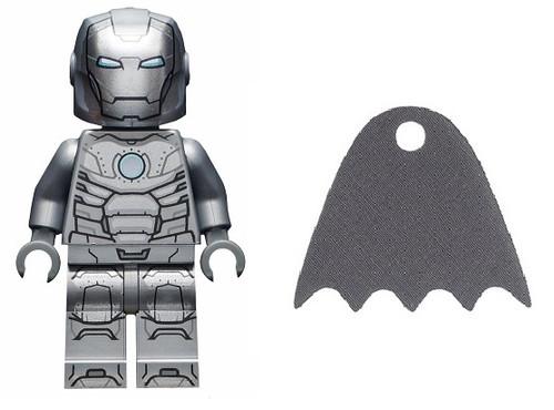 LEGO Superheroes: Iron Man Mark 2 with Grey Cape