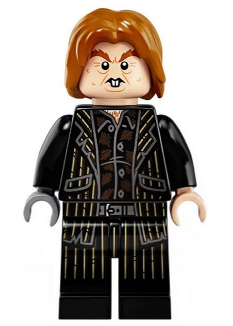 LEGO Harry Potter: Peter Pettigrew with Black Suit